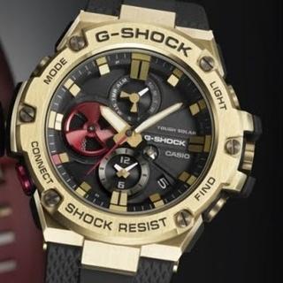 ジーショック(G-SHOCK)のCASIO G-SHOCK 八村塁 モデル GST-B100RH-1AJR(腕時計(デジタル))