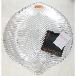 ナハトマン(Nachtmann)の新品 ナハトマン マンボ 32cm プレート クリア クリスタル B(食器)