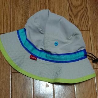 ハッカキッズ(hakka kids)のハッカ 帽子 ポケッタブル SSサイズ(帽子)