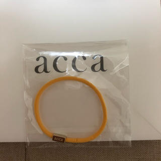 acca - acca color ring ヘアゴム