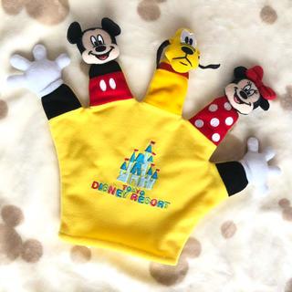 Disney - 【美品】 ディズニー 指人形