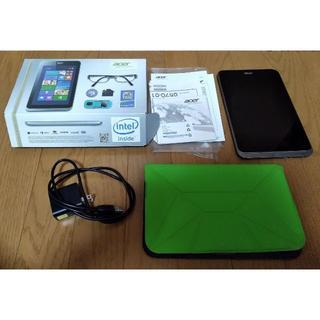 エイサー(Acer)のacer◆Iconia/W4-820◆Win10/Z3740/2GB/64GB(タブレット)