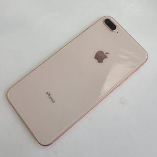 アップル(Apple)のiPhone8 Plus 64GB ゴールド simフリー 中古(スマートフォン本体)