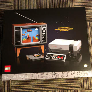 Lego - 新品 レゴ LEGO スーパーマリオ NES 71374