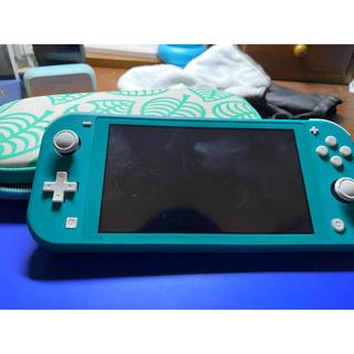 Nintendo Switch - Nintendo Switch Lite (どうぶつの森DL版付き)