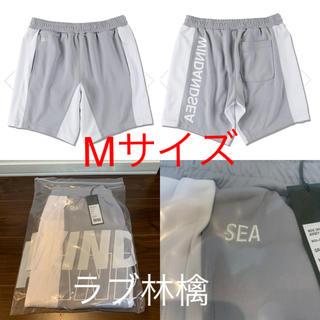 シー(SEA)のWIND AND SEA JERSEY SHORTS gray グレー パンツ(ショートパンツ)