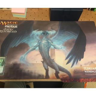 マジック:ザ・ギャザリング - 精霊龍、ウギン プレイマット プロツアーワシントン