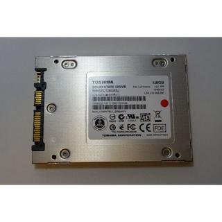 東芝 - 東芝 SSD THNSFC128GBSJ 128GB