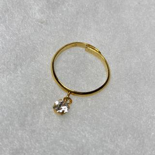 ロキエ(Lochie)のストーン リング ゴールド 指輪(リング(指輪))