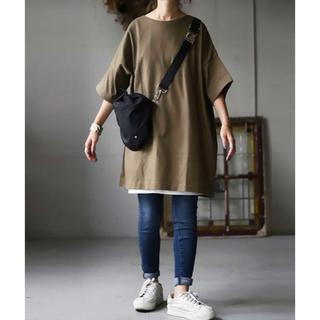 アンティカ(antiqua)のantiqua(アンティカ)☆バスクTシャツ(Tシャツ(半袖/袖なし))