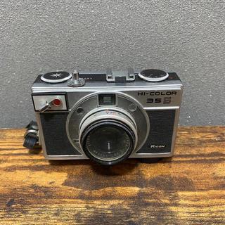 リコー(RICOH)の【動作未確認】RICOH/リコー HI-COLOR 35S カメラ /000(フィルムカメラ)