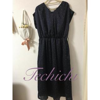 テチチ(Techichi)のTe chichi ワンピース(ロングワンピース/マキシワンピース)
