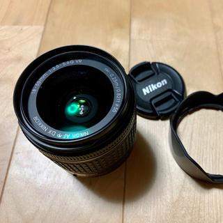 ニコン(Nikon)の《値段交渉可》Nikon AF-P 18-55mm F3.5-5.6(レンズ(ズーム))