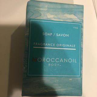 モロッカンオイル(Moroccan oil)のモロッカン☆ソープ(ボディソープ/石鹸)
