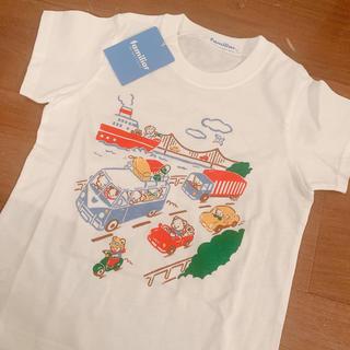 familiar - 【新品タグ付き】familiar Tシャツ
