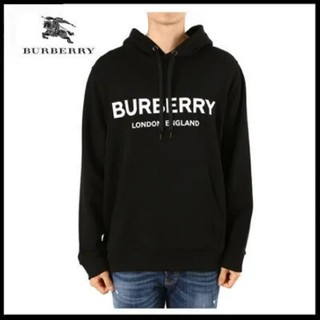 BURBERRY - 19SS BURBERRY バーバリー ロゴ パーカー