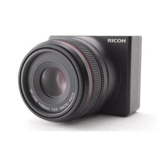 リコー(RICOH)のRICOH GR LENS A12 50mm F2.5 MACRO 単焦点レンズ(レンズ(単焦点))