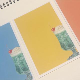 [creem soda] ポストカード (カード/レター/ラッピング)