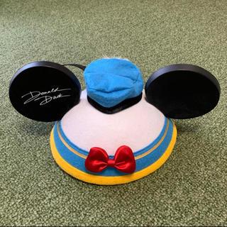Disney - ドナルド イヤーハット