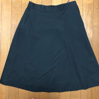 NATURAL BEAUTY BASIC - 黒 スカート