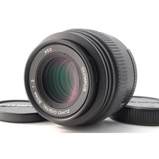 オリンパス(OLYMPUS)のOLYMPUS DIGITAL 50mm F2 MACRO ED(レンズ(単焦点))