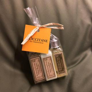 L'OCCITANE - ロクシタン ミニボトル3本セット