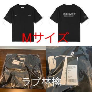 シー(SEA)のvivastudio wind and sea ウィンダンシー Tシャツ M(Tシャツ/カットソー(半袖/袖なし))