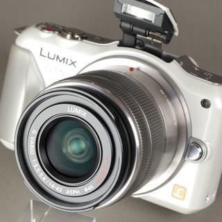 パナソニック(Panasonic)のコンパクトミラーレス !動画も撮影!パナソニック LUMIX GF5(ミラーレス一眼)