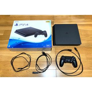 PlayStation4 - SONY PlayStation4 slim 500GB 本体