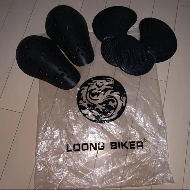 ライディングパンツ レディース プロテクター付き Sサイズ 自動車/バイクのバイク(装備/装具)の商品写真