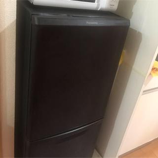 パナソニック(Panasonic)の洗濯機、 冷蔵庫、  電子レンジ 3つでこの値段(冷蔵庫)