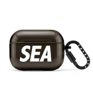 シー(SEA)のWIND AND SEA×CASETIFY AirPods Proケース(ヘッドフォン/イヤフォン)