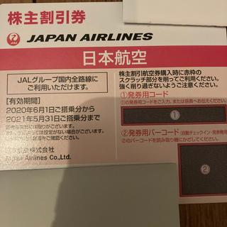 日本航空(JAL)株主優待