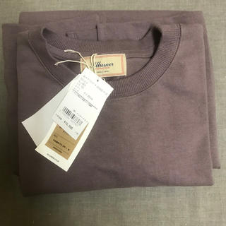 アリュメール  ビッグ シルエット Tシャツ 新品未使用(Tシャツ(半袖/袖なし))