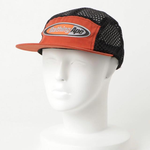 A BATHING APE(アベイシングエイプ)の【日本製】 BAPE ベイプ CAP キャップ 新品未使用 メンズの帽子(キャップ)の商品写真
