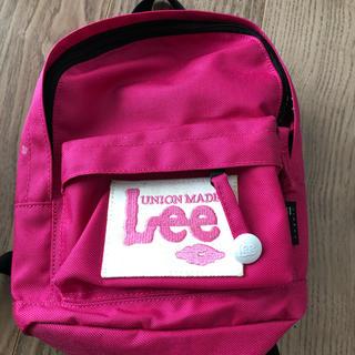 Lee - kids リュックサック LEE