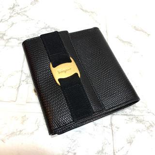 Salvatore Ferragamo - 美品、正規品、フェラガモ折り財布、即日発送❗️