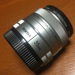 PENTAX - ペンタックス SMC PENTAX-DA 1:2.4 35mm AL Kマウント