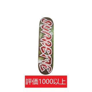 シュプリーム(Supreme)のSupreme Lee Logo Skateboard 赤 込み(スケートボード)