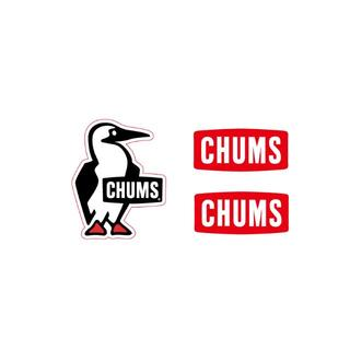 CHUMS チャムス ステッカーセット /超防水/屋外使用可(その他)