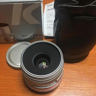 PENTAX - HD PENTAX-DA 35mmF2.8 Macro Limited シルバー