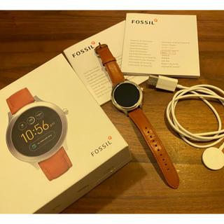 フォッシル(FOSSIL)のFOSSIL スマートウォッチ フォッシル FTW6007(腕時計)