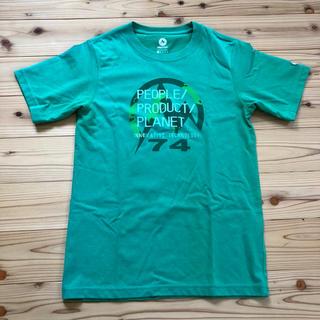 マーモット(MARMOT)のTシャツ(グリーン)Marmot(Tシャツ/カットソー(半袖/袖なし))