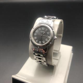 Hermes - 即決 正規品 HERMES エルメス CL4.210 腕時計 クリッパー