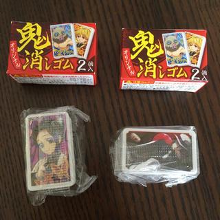 ユーハミカクトウ(UHA味覚糖)の鬼滅の刃 ぷっちょ 2セット 4個(キャラクターグッズ)