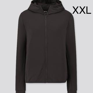 UNIQLO - ユニクロ エアリズムUVカットメッシュパーカ XXL