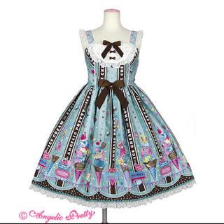 Angelic Pretty - Ice Cream Parlor ジャンパースカート ミント