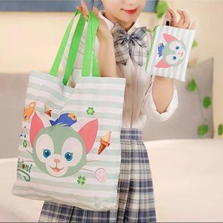 ジェラトーニ(ジェラトーニ)の日本未発売 ジェラトーニ  エコバッグ お買い物袋 トートバッグ ラス1(エコバッグ)