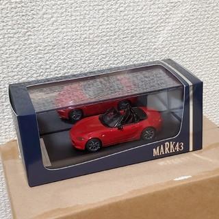 1/43 MARK43 マツダロードスターRS ソウルレッド ND5RC(ミニカー)
