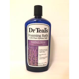 Dr.Teal's ドクターティールズ エプソムソルト1,000ml泡風呂タイプ(入浴剤/バスソルト)